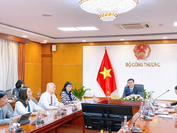 Optimising FTAs to bolster Vietnam-Singapore cooperation hinh anh 1